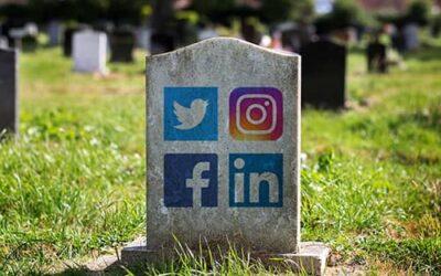 Wat kun je met social media accounts doen na overlijden?