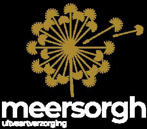 Meersorgh logo inverted