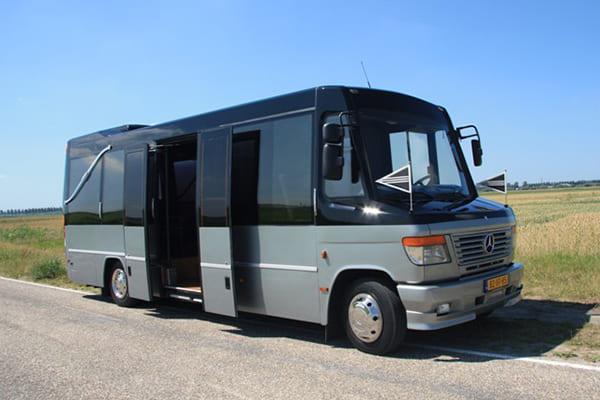 uitvaartbus Meersorgh
