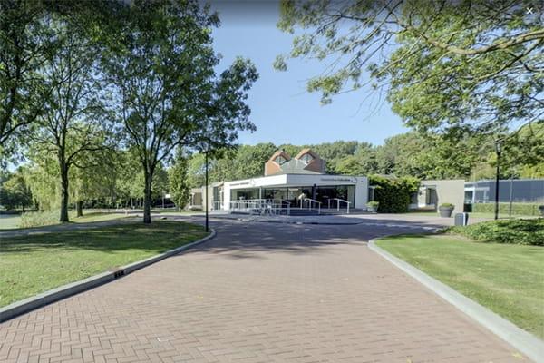 Crematorium Yardenhuis van Rotterdam